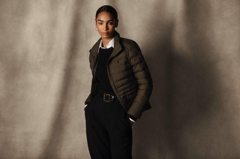 Ralph Lauren Customizable Sustainable Puffer Coat