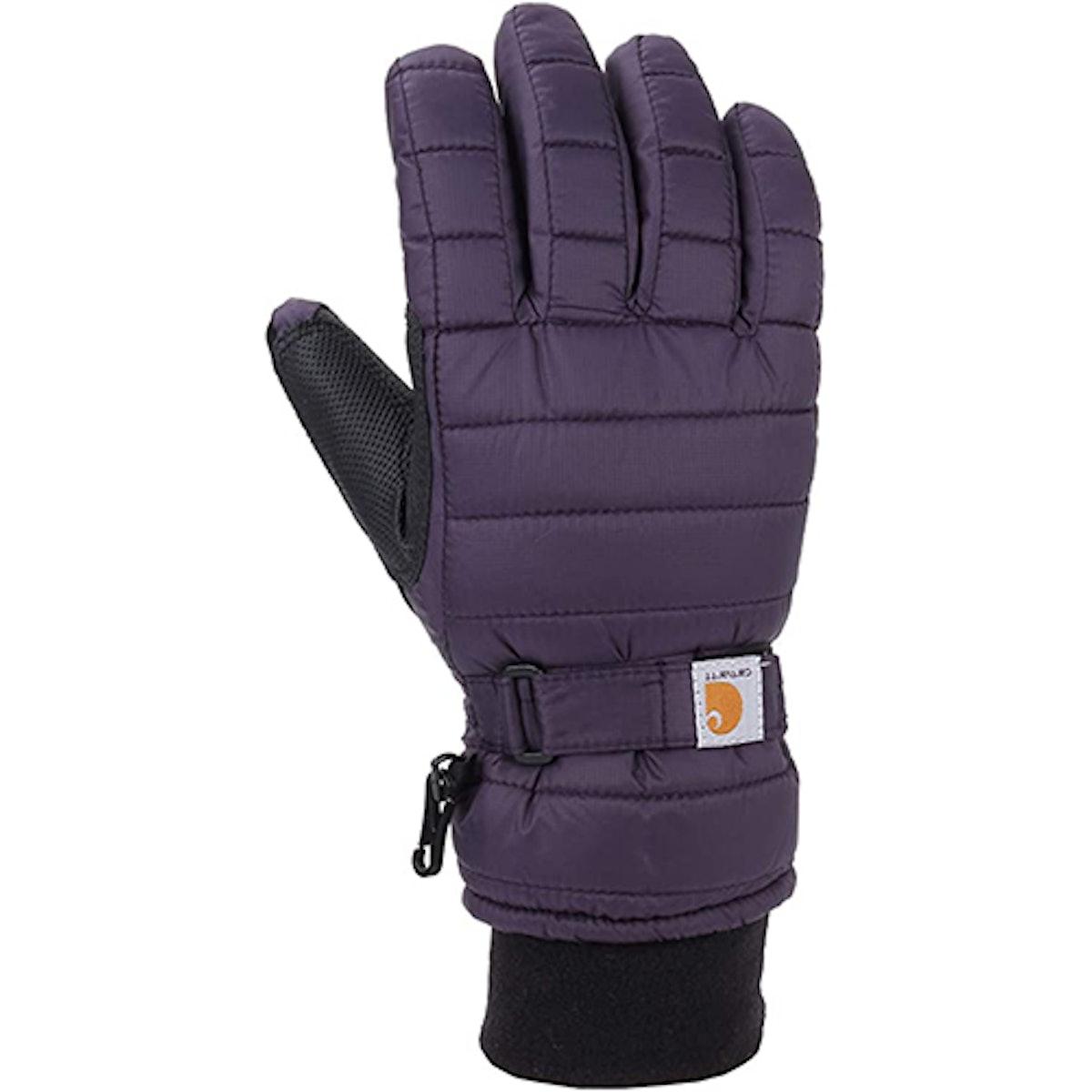 Carhartt Insulated Glove With Waterproof Insert