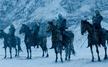 night king army game of thrones