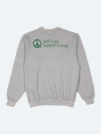 Museum of Peace and Quiet Selfcare Fleece Crew