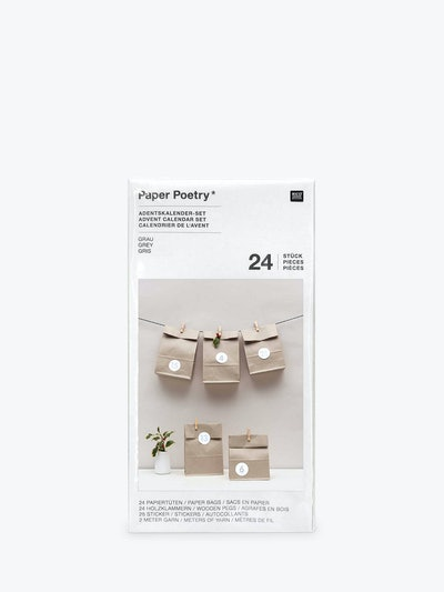 Rico Design Advent Calendar Bags and Accessories Kit