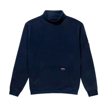 Noah St. Michael Turtleneck Sweatshirt