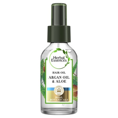 Herbal Essences Bio:Renew Hair Oil Blend With Argan Oil & Aloe
