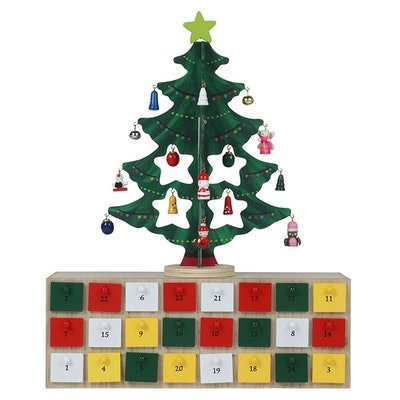 Advent Tree Calendar