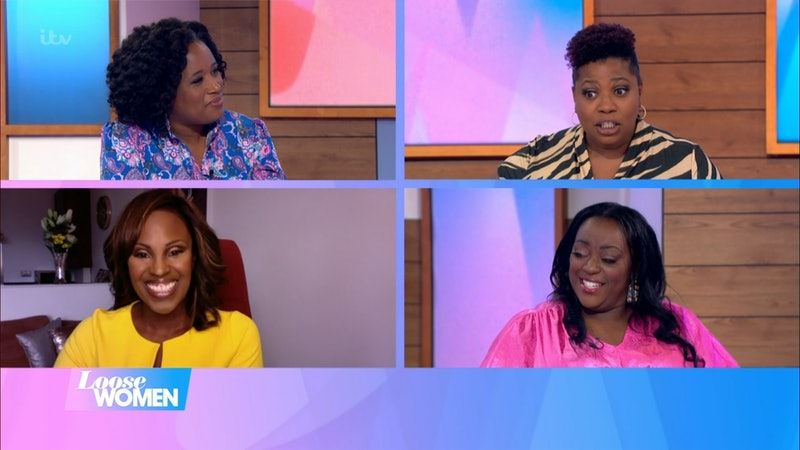 'Loose Women's first all-Black panel