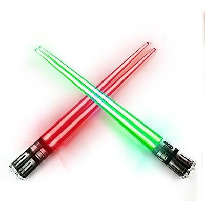 Chop Sabers LightSaber Chopsticks (2 Pairs)