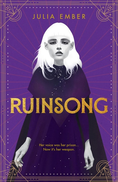 'Ruinsong' by Julia Ember