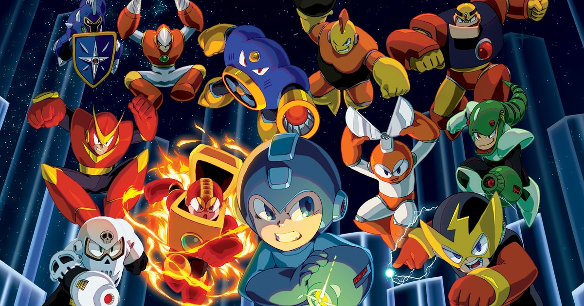 You can get 10 Mega Man games for almost $1 each right now
