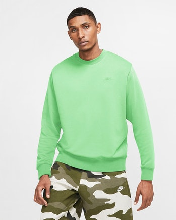 Nike Sportswear Club French Terry Crew
