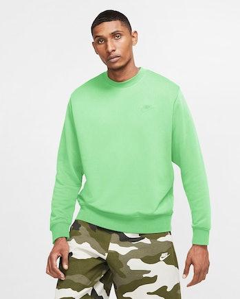 Nike Sportswear Club French Terry Crew