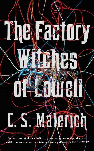 'The Factory Witches of Lowell' by C.S. Malerich