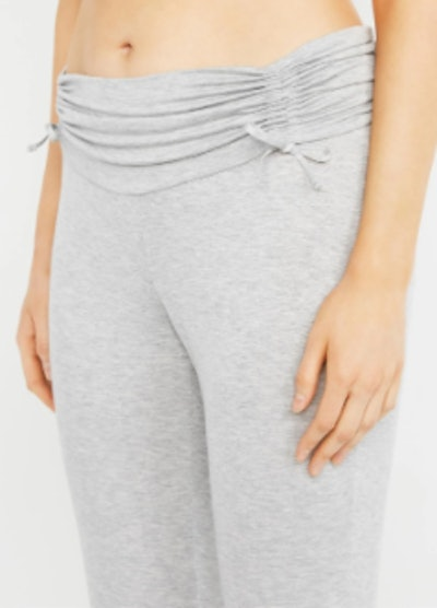 Bow Detail Maternity Sleep Pants