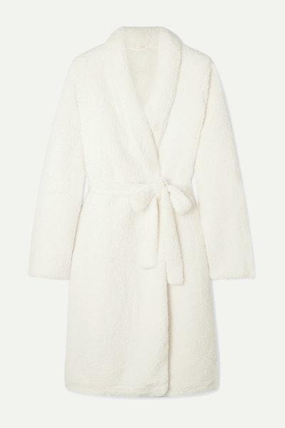 Eberjey The Sherpa Fleece Robe