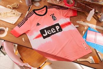 Pharrell Humanmade Adidas Juventus Jersey