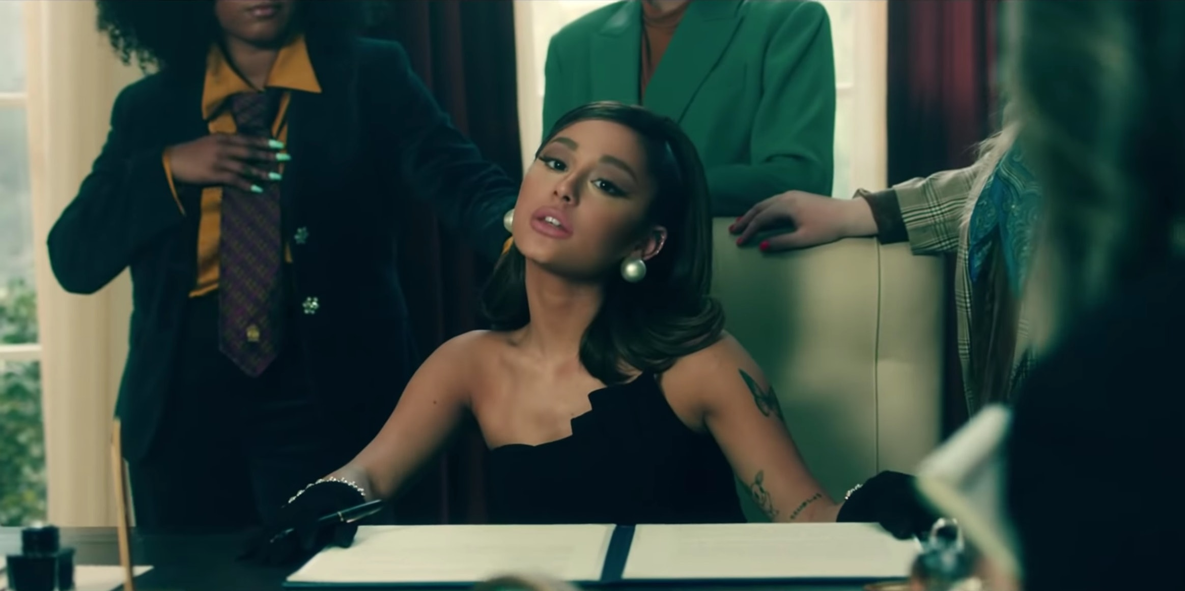 Ariana Grande's 'Positions' Video Has Fans Desperate To Know More