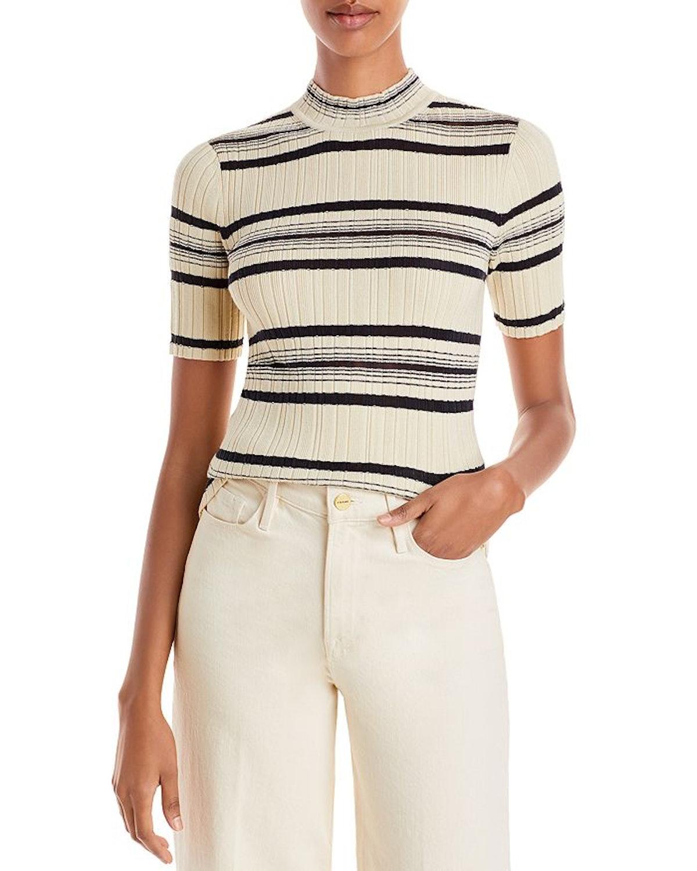 Striped Bering Sweater