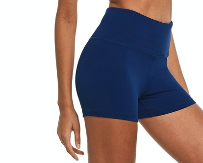 BALEAF High Waist Yoga Shorts