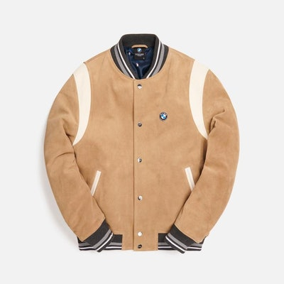 Kith for BMW Suede Bomber