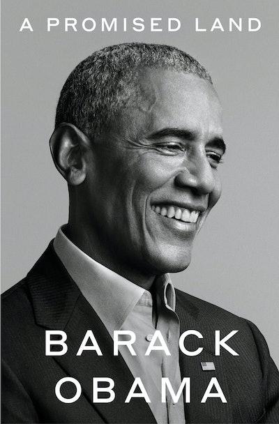 'A Promised Land' by Barack Obama