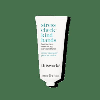 Stress Check Kind Hands