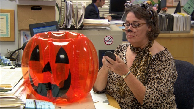 Phyllis Schafly in 'The Office'