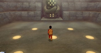 Pokémon The Crown Tundra Registeel Steel Ruins