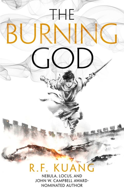 'The Burning God' by R.F. Kuang
