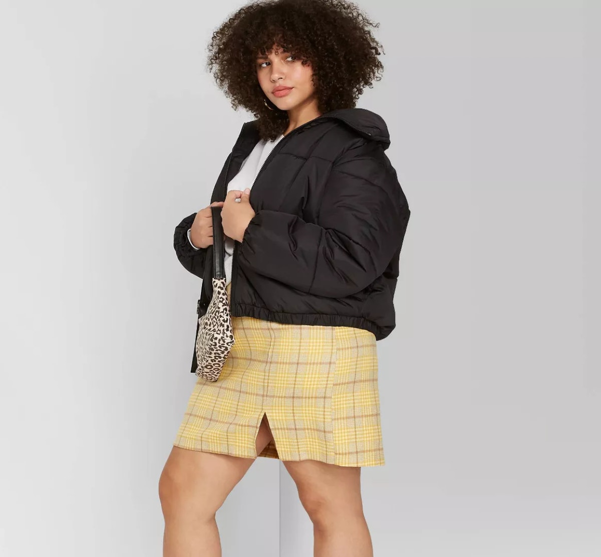 Wild Fable Women's Puffer Jacket