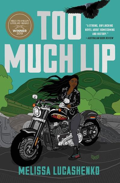 'Too Much Lip' by Melissa Lucashenko