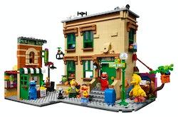 LEGO Ideas 123 Sesame Street set