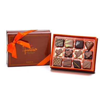 Jacques Torres Chocolate Thanksgiving Bonbon Box