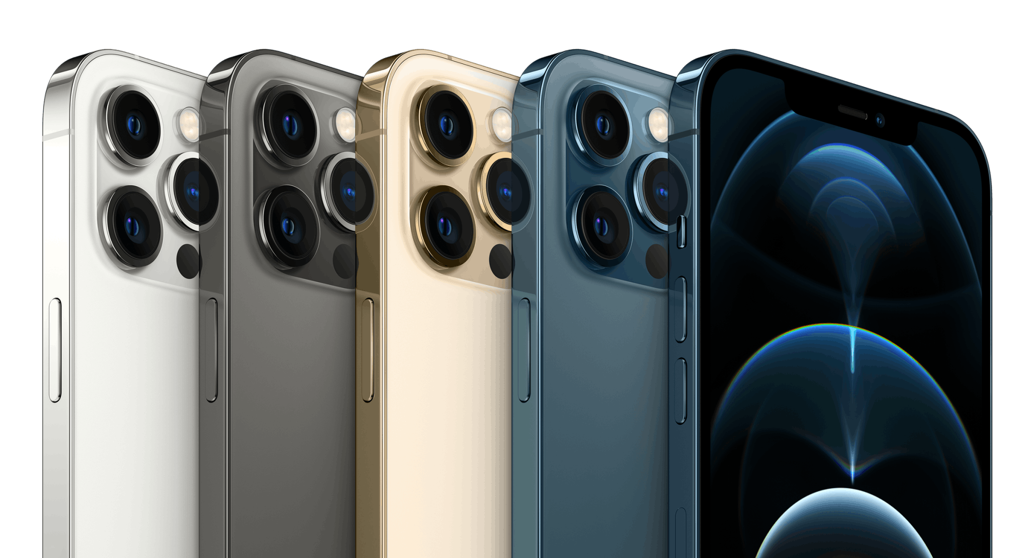 iPhone 12 Pro lineup