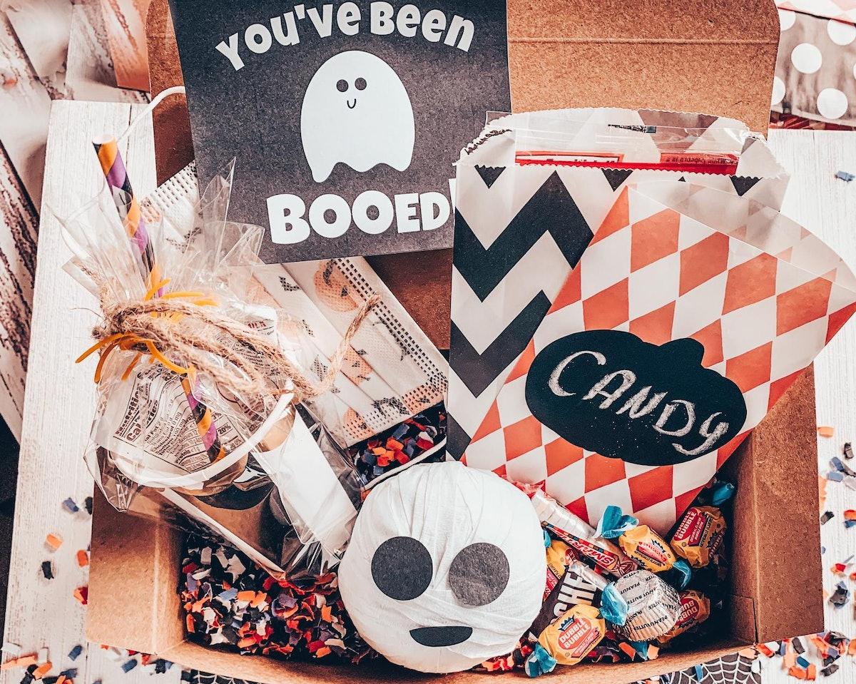 You've Been Booed Halloween Boo Box