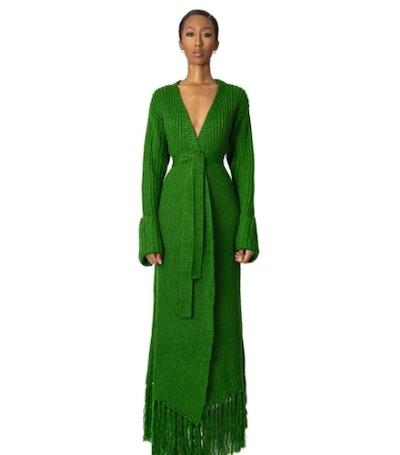 Miya Knit Cardigan Dress