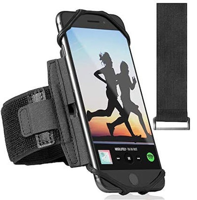 ideas4comfort Armband Cell Phone Holder