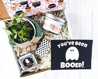 Halloween Spa Box