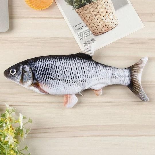 This sleeping fish might help babies get to sleep.