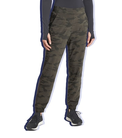 Brooklyn Textured Lined Jogger