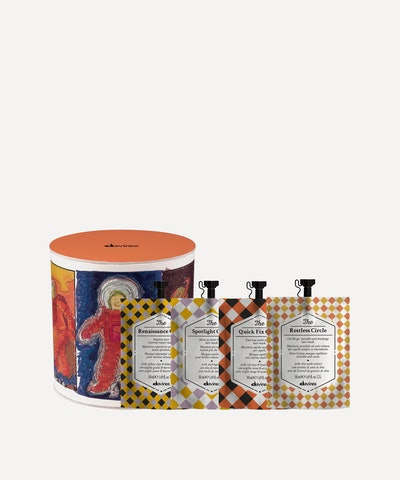 Davines What a Fantastic Discovery! Circle Chronicles Gift Set