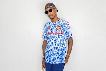 Pharrell Humanmade Adidas Manchester United Jersey