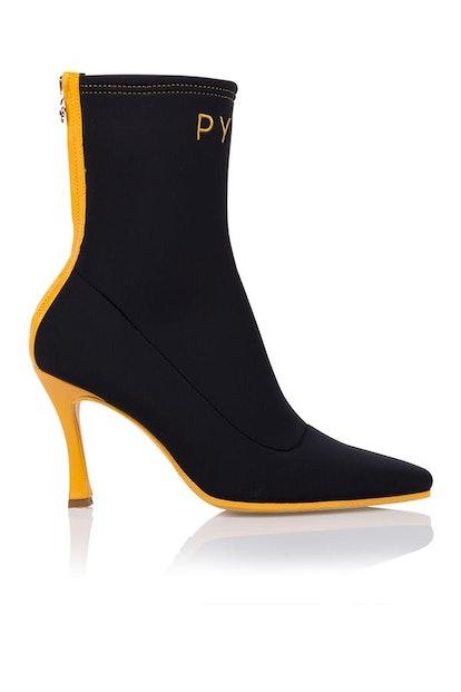 Mamba Boot in Black