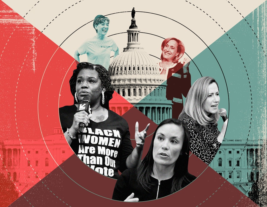 Women running for the U.S. House of Representatives in 2020