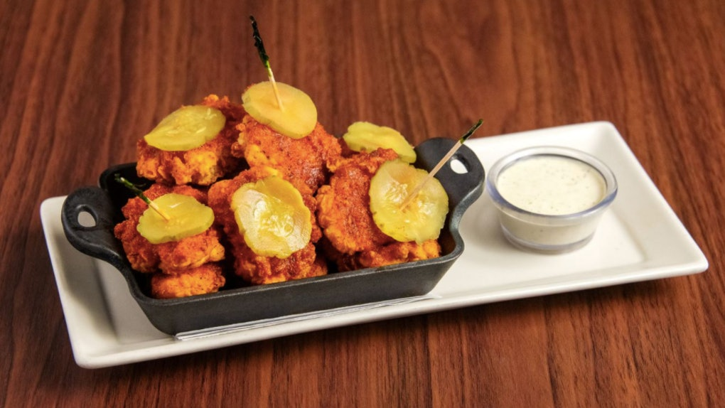 "The Cheesecake Factory's ""Nashville Hot"" Chicken Nuggets zest up the new timeless classics menu"