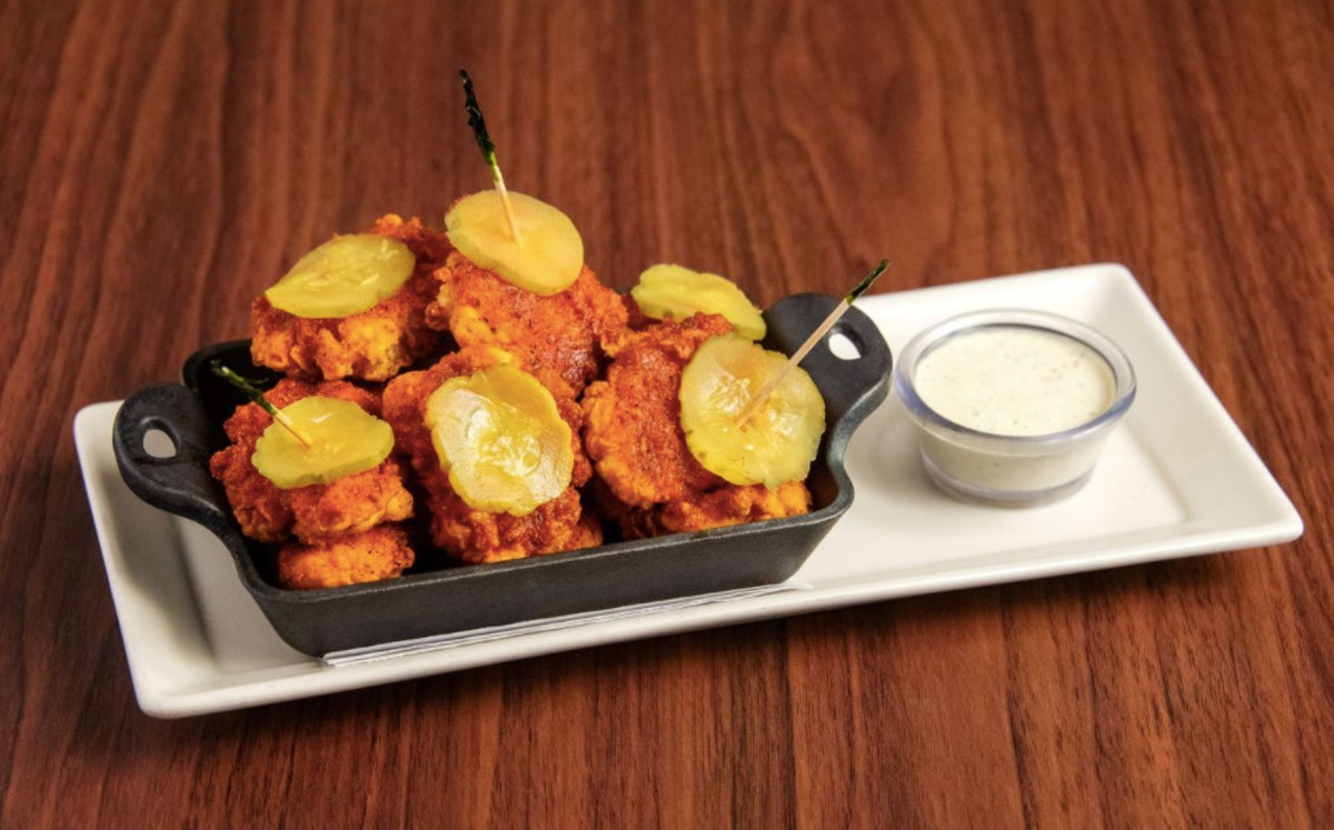 """The Cheesecake Factory's """"Nashville Hot"""" Chicken Nuggets zest up the new timeless classics menu"""