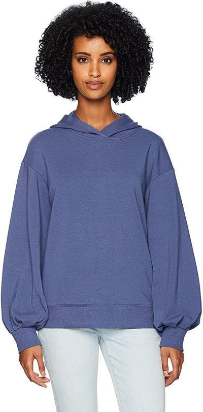 Daily Ritual Terry Cotton and Modal Hoodie