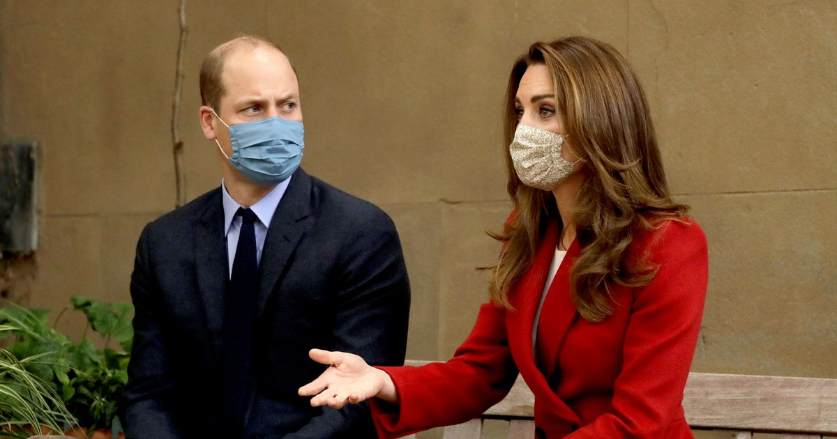 Will & Kate Have One Specific Request For Their New Live-In Housekeeper