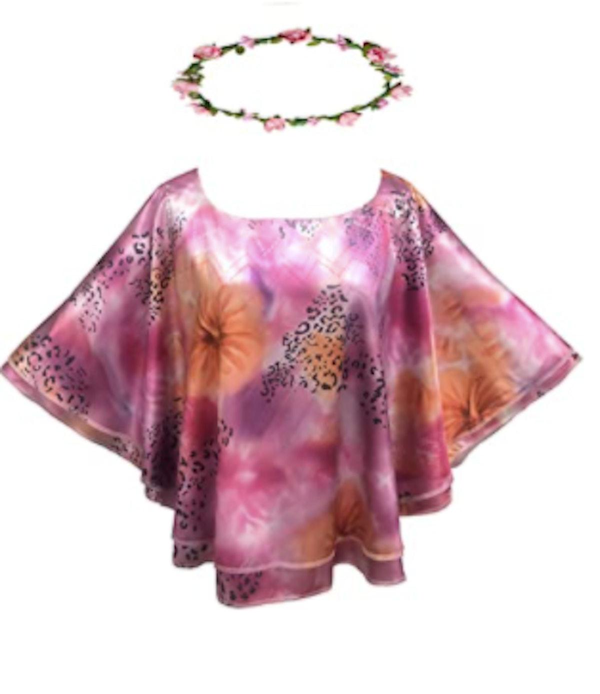 Carole Baskin Shirt and Flower Crown