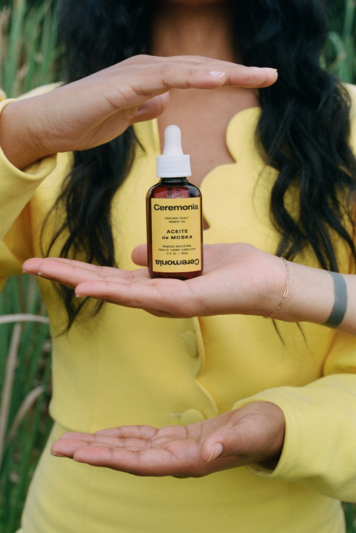 Ceremonia is bringing Latinx haircare into the market.