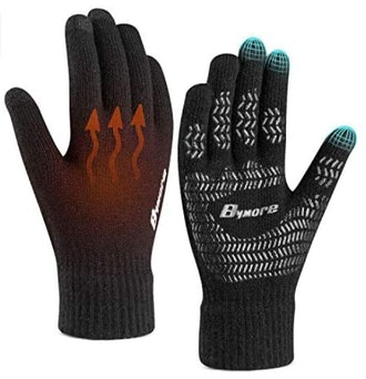 Bymore Touch Screen Winter Gloves