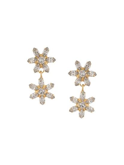 Carrie Crystal Earrings